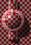 Solid checker texture